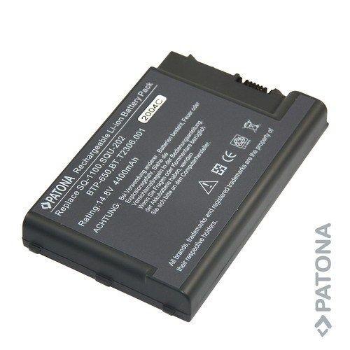 Baterie Patona pro ACER TM 660/6000/800 4400mAh Li-Ion 14,8V
