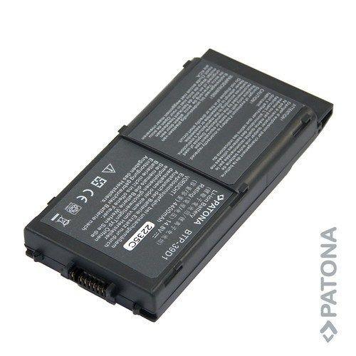 Baterie Patona pro ACER TravelMate 620 4400mAh Li-Ion 14,8V