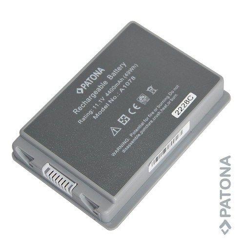 Baterie Patona pro APPLE POWERBOOK G4 15 4400mAh 11,1V