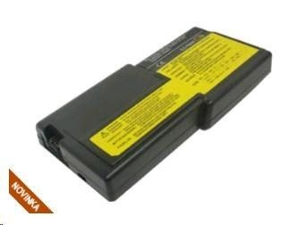 Baterie Patona pro IBM THINKPAD R40e 4400mAh Li-Ion 10,8V