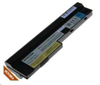 Baterie Patona pro Lenovo IdeaPad S10 4400mAh Li-Ion 11.1V černá
