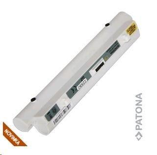 Baterie Patona pro LENOVO IdeaPad S9 S10 4400mAh 11,1V bílá