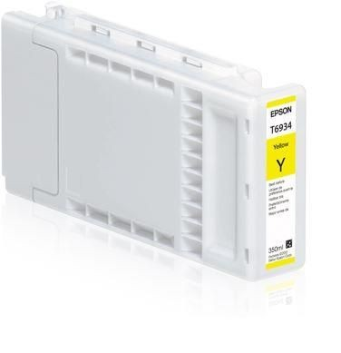 Epson Tusz Yellow T6934 | 350 ml | SC-T3000/SC-T5000/SC-T7000