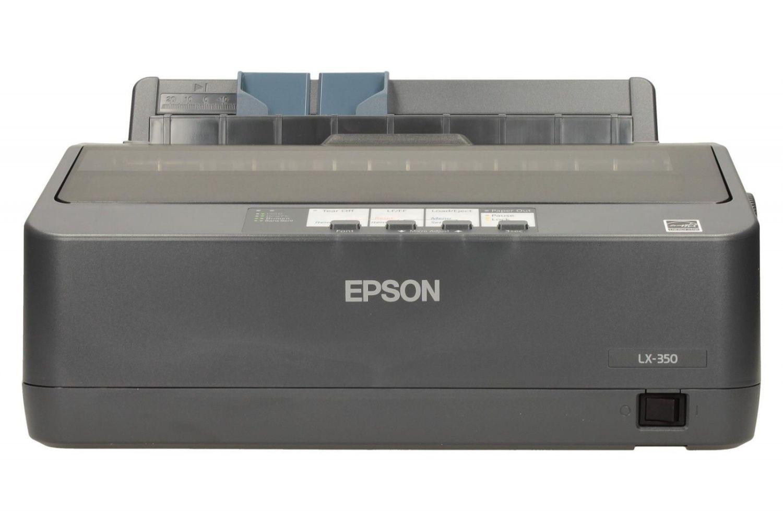 Epson Drukarka igłowa LX-350 EURO 9-dot/1+4/357cpsHSD/parallel+USB+seri