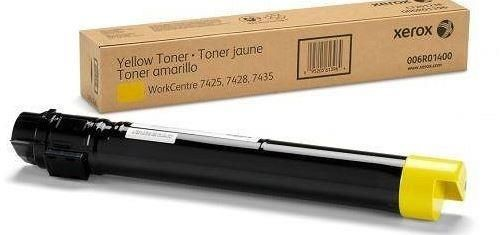 Xerox Toner yellow DMO Sold | 15 000str | WorkCentre 7830/7835/7845/7855
