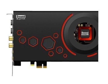 Creative Sound Blaster ZXR wew kart muz