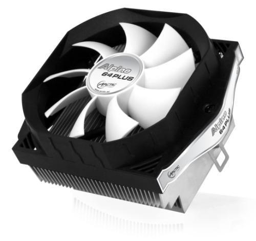 Arctic Cooling ARCTIC COOLING Alpine 64 Plus chladič CPU - 92mm (AMD FM2+, FM1, AM3+, AM3, AM2+, AM2, 939, do 100W)