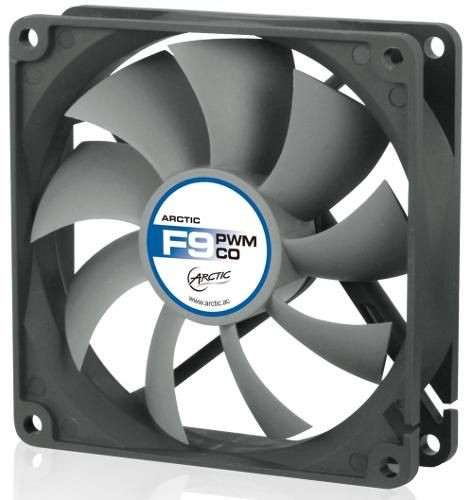 Arctic Cooling ARCTIC COOLING F9 PWM CO ventilátor - 92mm