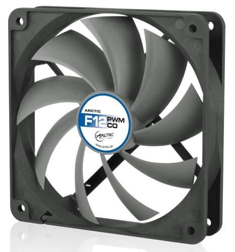 Arctic Cooling ARCTIC COOLING F12 PWM CO ventilátor - 120mm