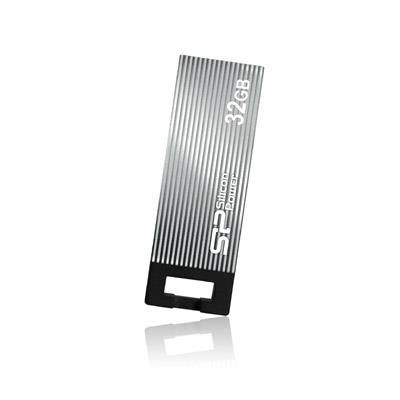 Silicon-Power Pendrive Silicon Power 32GB 2.0 Touch 835 Iron Gray