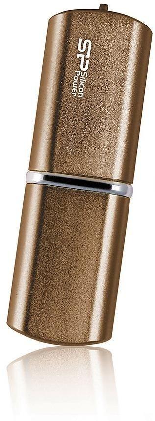 Silicon-Power Pendrive (Pamięć USB) 16 GB USB 2.0 Brązowy
