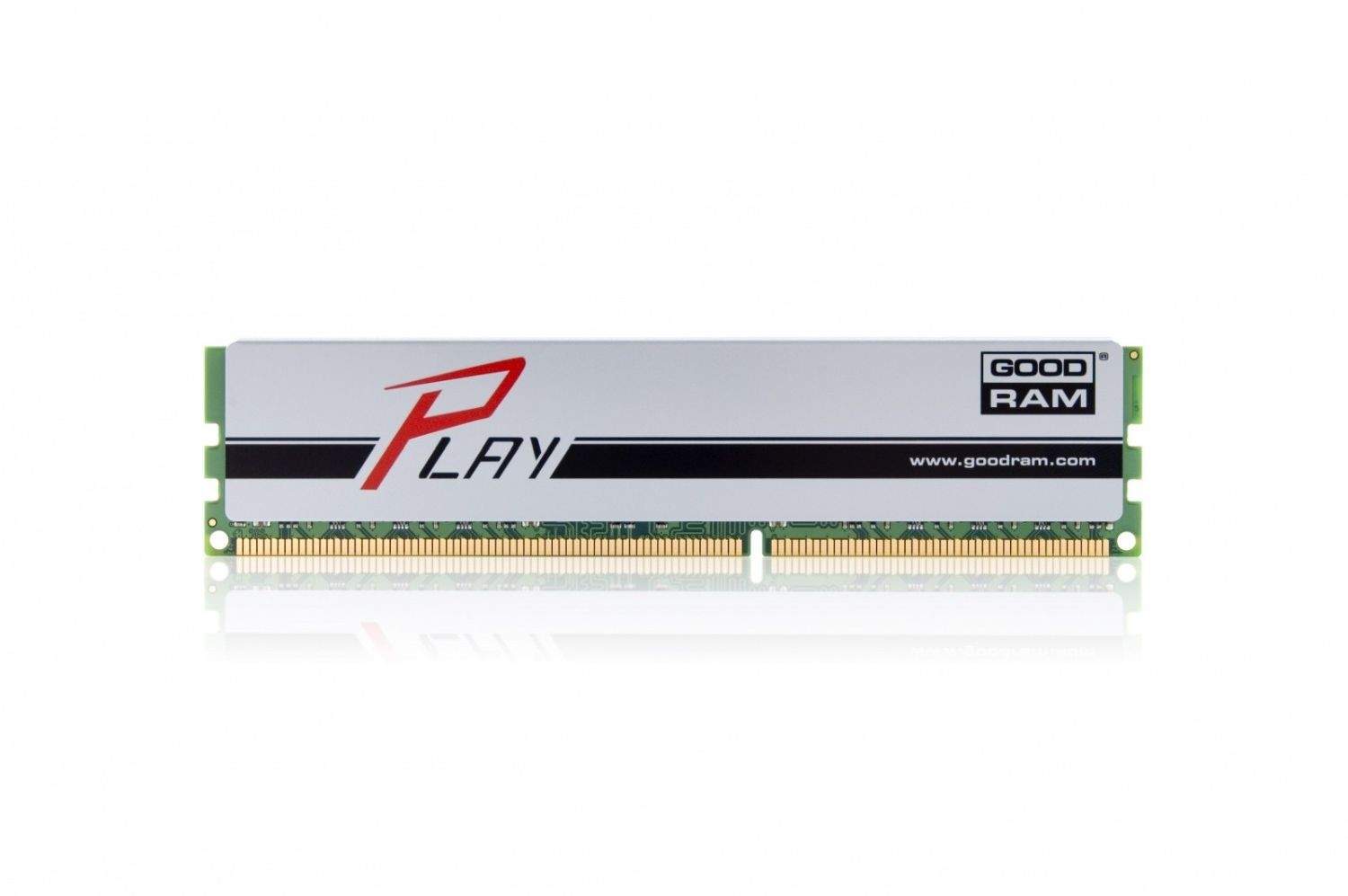 GoodRam DDR3 PLAY 16GB/1600 (2*8GB) SILVER
