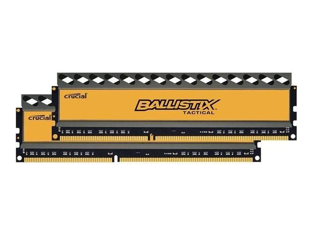 Crucial DDR3 Ballistix Tactical 8GB(2*4GB) CL8-8-8-24