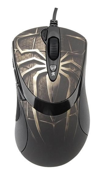 A4 Tech wired, Anti-Vibrate Laser Gaming Mouse