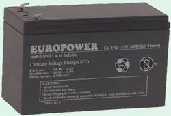 Ever Europower akumulator 12V/9Ah