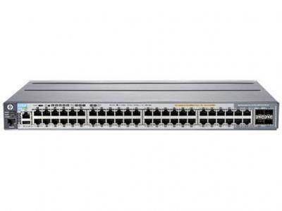 HP Switch zarządzalny Aruba 2920-48G-PoE+ Switch (J9729A)
