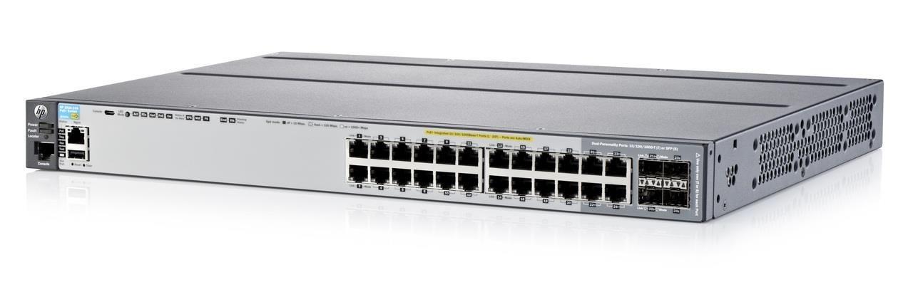 HP Switch zarządzalny 2920-24G-PoE+ Switch (J9727A)