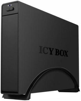 RaidSonic Technology IcyBox Obudowa na Dysk 3,5'' USB 3.0, Czarna