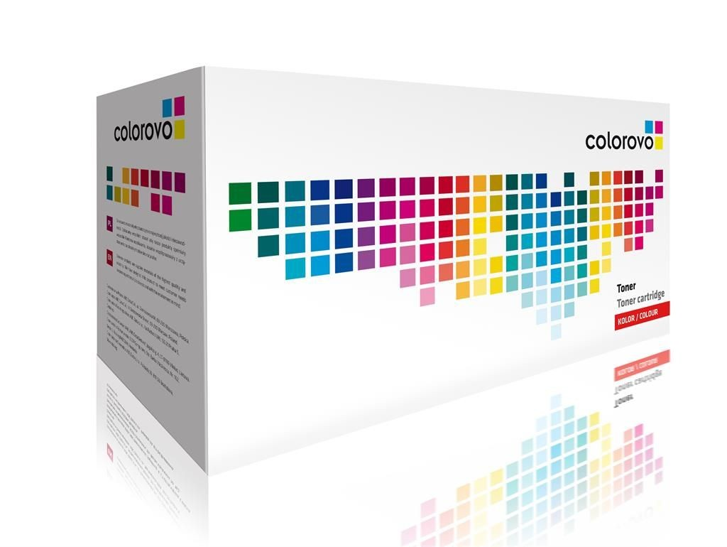 Colorovo Toner 402A-Y | yellow | 6000 str. | HP CE402A