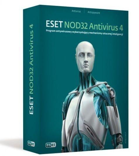 Eset NOD32 AV 1 user 1Year przedłużenie /ESET