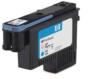 HP głowica No 70 light cyan + light magenta (photosmart pro B9180, designjet Z2100/Z3100)
