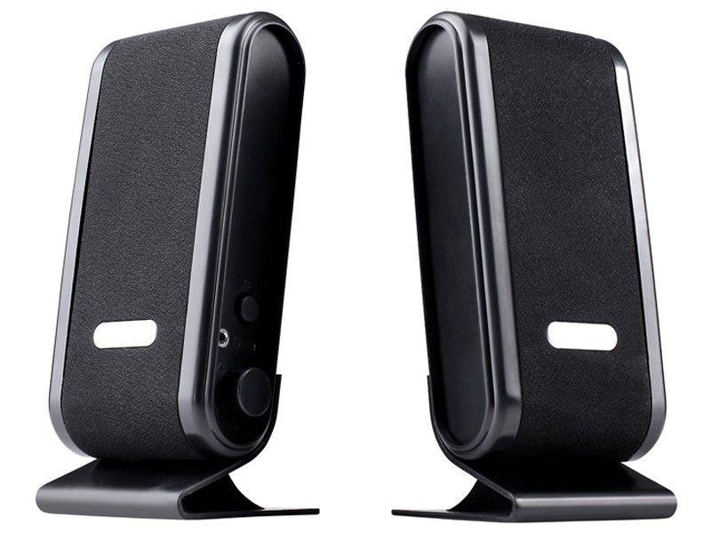 Tracer Głośniki 2+0 Quanto Black USB