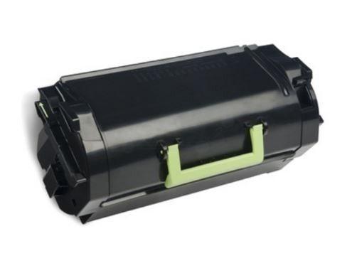 Lexmark Toner 622HE 25K bk corp MX710/711/810-12 62D2H0E