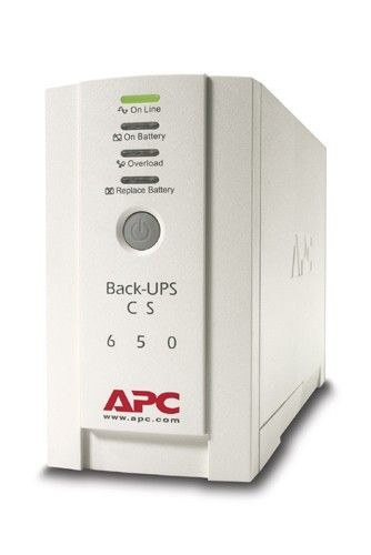 APC Back-UPS 650VA, 230V, IEC