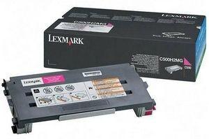 Lexmark toner magenta (3000str, C500n / C500n (HV) / X500n / X502n)