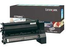 Lexmark toner black (zwrotny, 6000str, C770 / C772 / X772e)