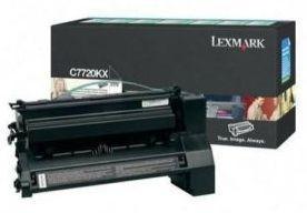 Lexmark toner black (zwrotny, 15000str, C772 / X772e)