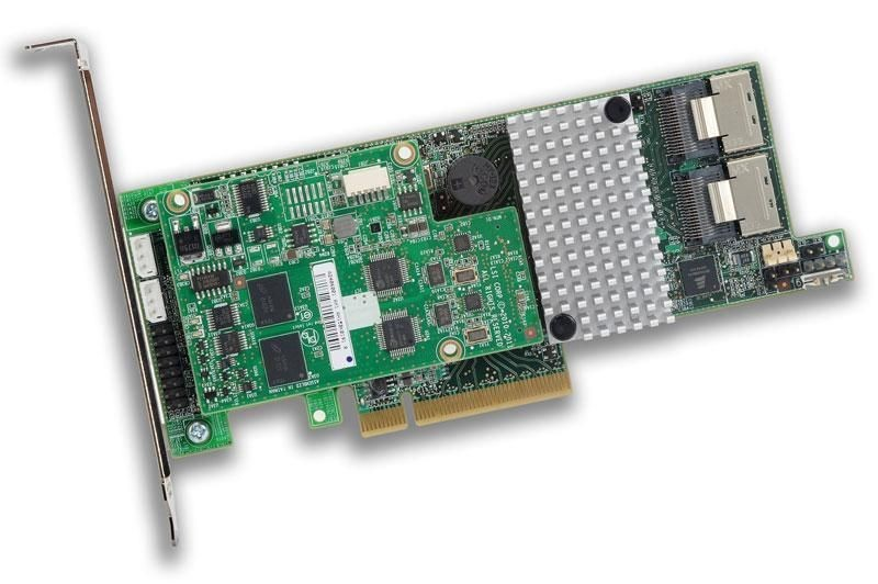 LSI KONTROLER RAID SAS/SATA 9271-8i 6Gb/s 8P W SGL
