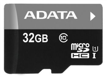 A-Data karta pamięci Micro SDHC 32GB UHS-I U1 Class 10 (Video Full HD)