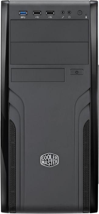 Cooler Master obudowa komputerowa CM Force 500 czarna