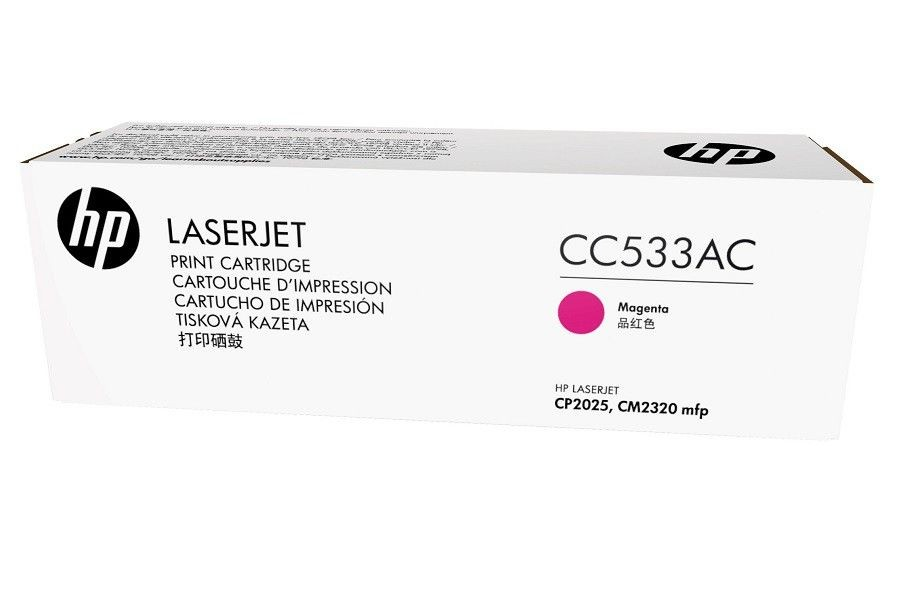 HP Toner HP 304A magenta | 2800str | Color LaserJet CP2025/CM2320 | contract