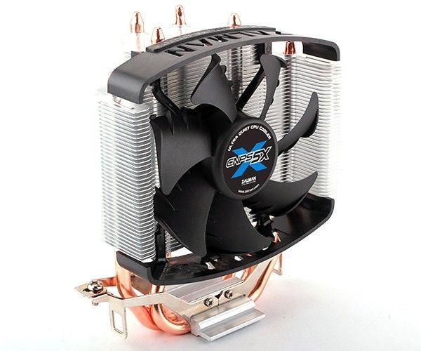 Zalman CNPS5X Performa 92mm fan PWM, 3x heatpip