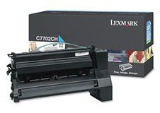 Lexmark toner cyan (10000str, C770 / C772 / X772e)