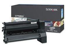 Lexmark toner black (10000str, C770 / C772 / X772e)