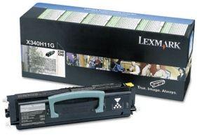 Lexmark toner czarny (kaseta zwrotna, 6000str., X34x)