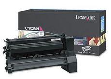 Lexmark toner magenta (10000str, C770 / C772 / X772e)