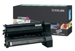 Lexmark toner magenta (6000str, C770 / C772 / X772e)