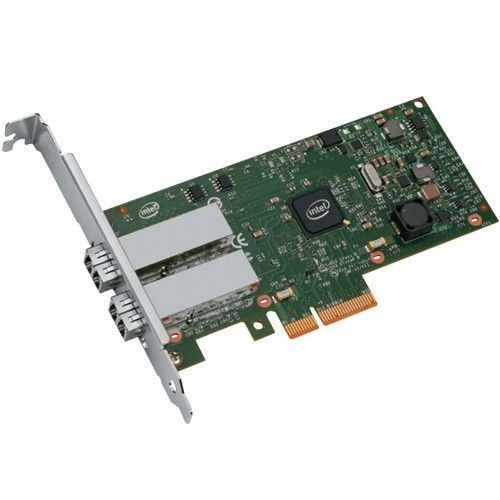 Intel Karta sieciowa Gigabit I350-F2 2xLC PEIe bulk I350F2BLK