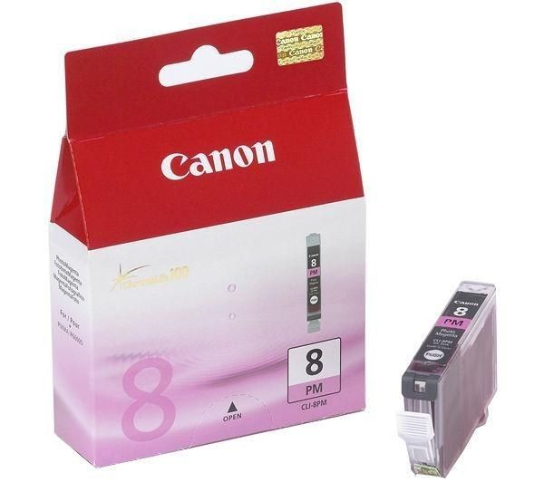Canon CLI-8PM photo magenta (13ml, 450str., iP4200/5200)