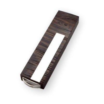 ZaNa Design VIP Elegance 8GB USB3.0 90MB/s (drewno wenge, srebro)