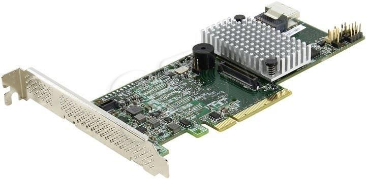 LSI KONTROLER RAID SAS/SATA 9271-4i 6Gb/s 4P W SGL