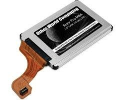 OWC Aura Pro SSD 1,8' 120GB Macbook Air 2008(SATA)/2009 285MB/s 50k IOPS) SYNC NAND