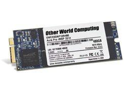 OWC Aura Pro SSD 480GB Macbook Pro Retina (501/503 MB/s, 60k IOPS) SYNC NAND
