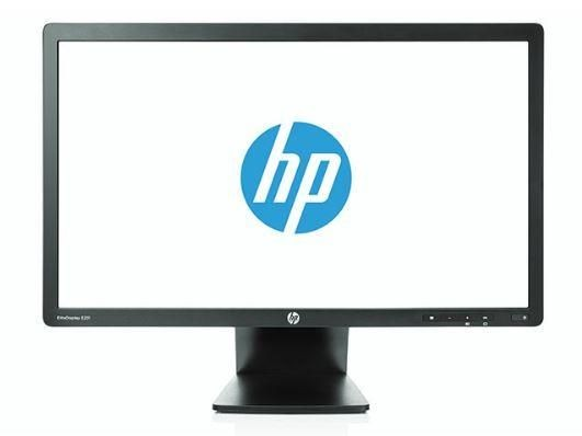 HP Ellte Display E231 23'' LCD TN 16:9 VGA DVI HDMI 1920x1080 Black Refurbished