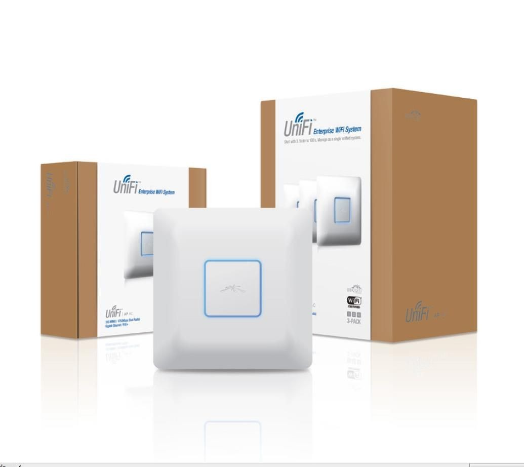 Ubiquiti Networks Access Point UBIQUITI UniFi UAP-AC PoE WiFi AC1750 Dual