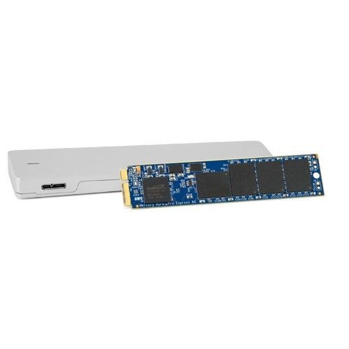 OWC Aura Pro SSD 120GB Macbook Air 2012 (501/503 MB/s, 60k IOPS) + kieszeń Envoy